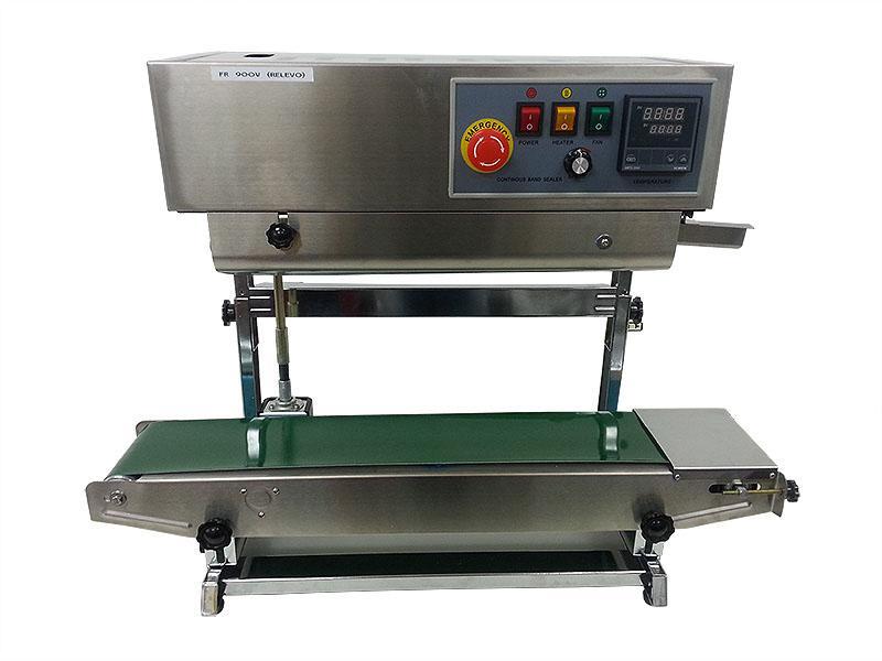 Fr 900v Vertical Heat Sealing Machine Bag Sealer And Pouch