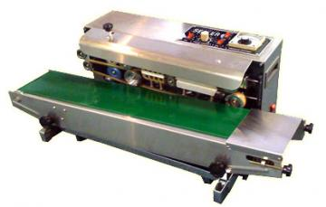 FR-900 Heat Sealing Machine, Bag Sealer, and Pouch Sealer.